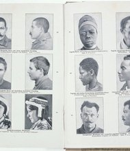 Most western anthropologists classified people into races based on physical traits such as head size, eye, hair and skin color. US Holocaust Memorial Museum