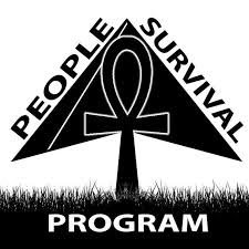 "The Harlem's People's Survival Program's ""free food, clothing, medical, housing, emergency preparedness, legal street first aid, self-defense, cultural and educational ..."