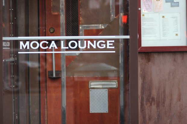 Photo of Moca restaurant in Harlem by Bryant Buernet.