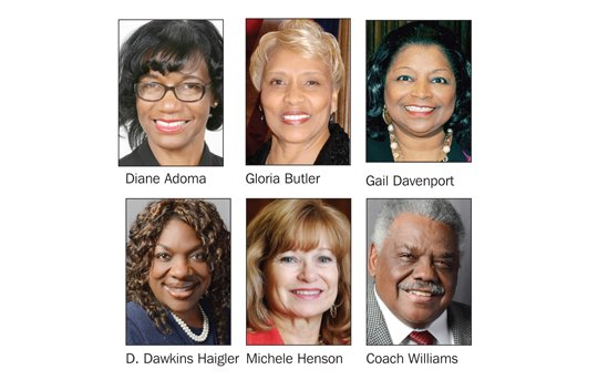 In the hot race for DeKalb County sheriff, the field ended up at eight when qualifying closed on March 7.