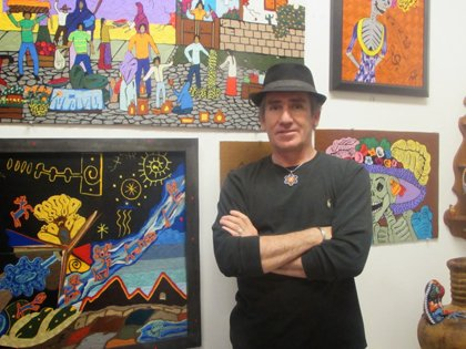 Creative Alliance, located at 3134 Eastern Avenue in Baltimore put on an art showcase to display the works of its ...