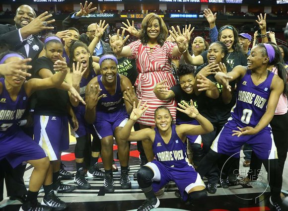 PVAMU officially became a part of SWAC history as the Lady Panthers captured the 2014 SWAC Tournament Championship for the ...