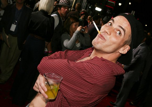 "Steve-O, best known for his grimace-inducing stunts on the ""Jackass"" TV show and films, was in San Antonio this weekend ..."