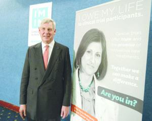 John Castellani, president and CEO of PhRMA