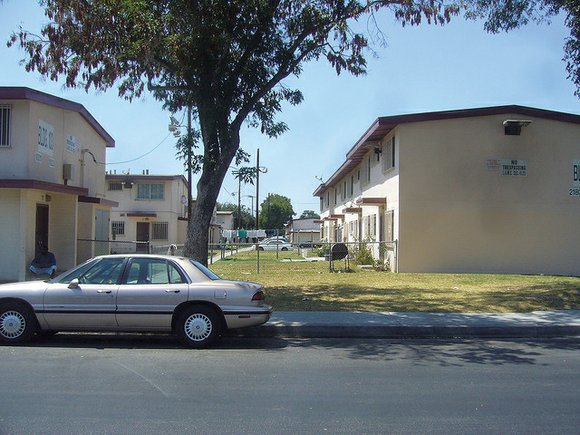 The Jordan Downs housing project in Watts will wait a little longer to undergo a much-needed makeover as it was ...