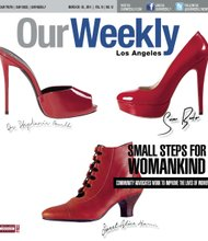 OurWeekly Los Angeles Cover for the Week of March 20th, 2014