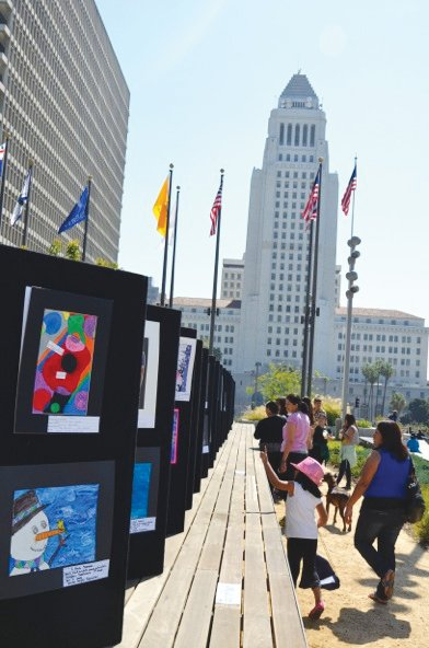 The Los Angeles Unified School District (LAUSD) recently held its first LAUSD Arts Fest on March 15, in partnership with ...