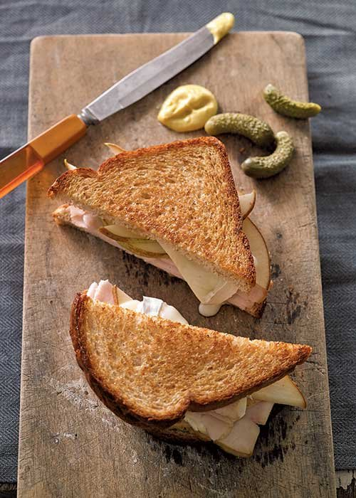 The classic grilled cheese sandwich has been an American favorite for generations. It's hard to resist toasted, buttery bread and ...