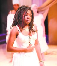 Public Theatre's 'Antonyand Cleopatra'