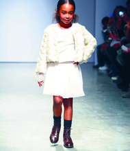 Designs from petitePARADE's Kids Fashion Week in collaboration with Vogue Bambi