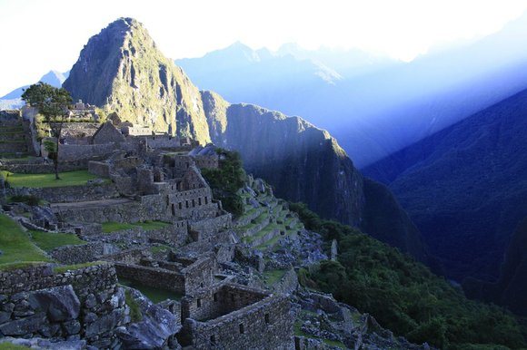 "Watch out for bare butts when traveling in Machu Picchu -- incidents of ""naked tourism"" at the 15th-century Inca citadel ..."