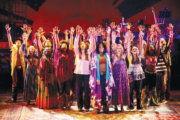 The popular 1960s musical Hair will be performed on Sunday at 3 p.m. at the Lancaster Performing Arts Center (LPAC), ...