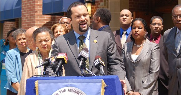 Benjamin Todd Jealous, the former NAACP president, who has weaved a career through politics, the Black Press and civil rights, ...