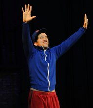 "John Leguizamo in ""Ghetto Klown"""