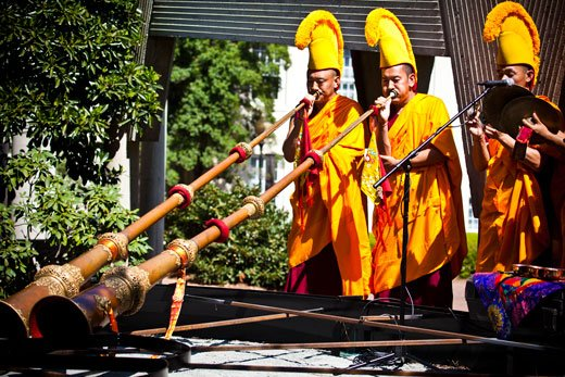 All things Tibetan will take over the Emory University campus March 24-29 for the university's annual Tibet Week observation.