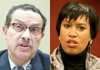 D.C. Mayor Vincent Gray and D.C. Council member Muriel Bowser are in a statistical dead heat, according to the latest ...