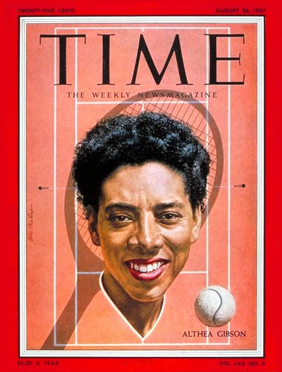 Before Venus and Serena, there was Althea Gibson. Raised in Harlem in the 1930s, in 1950 she became the first ...