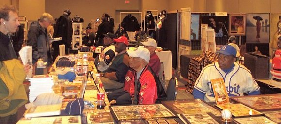 The objective of the 30th annual National Black Memorabilia and Collectible Show on April 26-27 in Gaithersburg, Md., is to ...