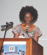 Charlotte Aya Kouassi—Ivory Coast