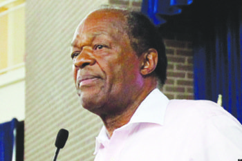 D.C. Council member and former mayor Marion S. Barry says he decided to tell his own story after growing tired ...