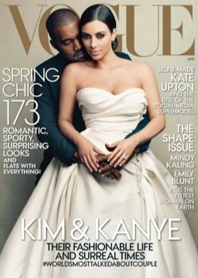 Hollywood's most polarizing power couple has everyone talking again with their upcoming appearance on the cover of Vogue magazine — ...