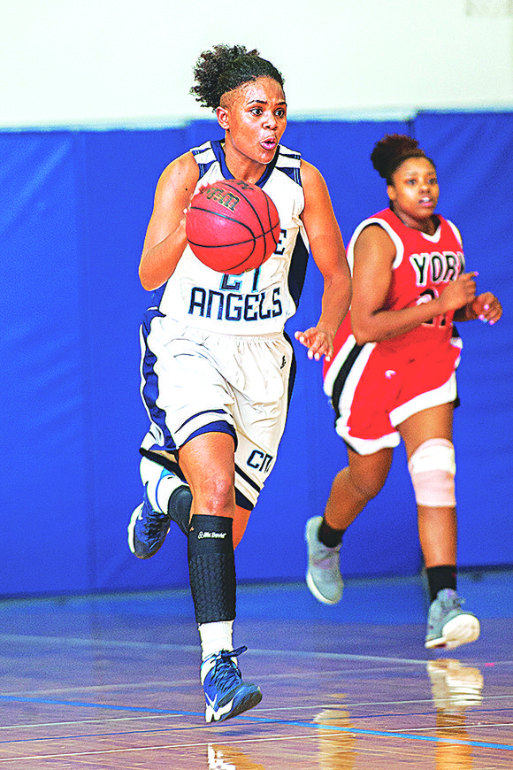 College of New Rochelle junior forward Jah-Leah Ellis has been named the Association of Division III Independents Women's Basketball Player ...