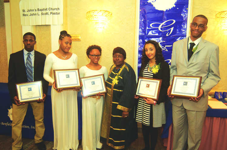 G B Foundation S 14th Annual Awards And Scholarship Luncheon New