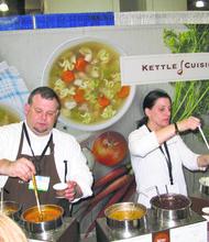 NY Restaurant Show-kettle Cuisine