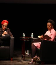 Zadie Smith and Chimamanda Ngozi Adichie