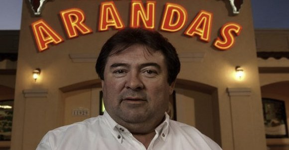 Jose Camarena, the owner of the $40-million-a-year Taquerias Arandas Mexican restaurant chain has died. He was 60.