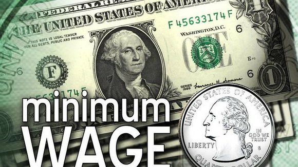 """Most people who would get a raise if we raise the minimum wage are not teenagers on their first job—their ..."