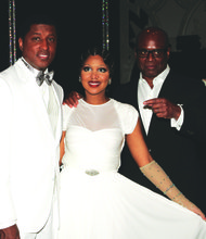 "Kenny ""Babyface"" Edmonds and Toni Braxton"
