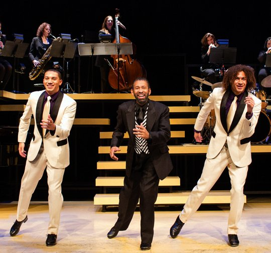 Maurice Hines, brother of legendary tap dancer Gregory Hines, will pay tribute to his late sibling April 2 to May ...