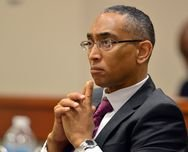 Attorneys for suspended DeKalb CEO Burrell Ellis March 31 stepped up their efforts to remove District Attorney Robert James from ...
