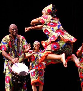 Soul In Motion will celebrate three decades in the performing arts at the F. Scott Fitzgerald Theater in Rockville, Md., ...
