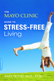 "You're over just about everything: overworked, overloaded, and overwhelmed. But when you read ""The Mayo Clinic Guide to Stress-Free Living"" ..."