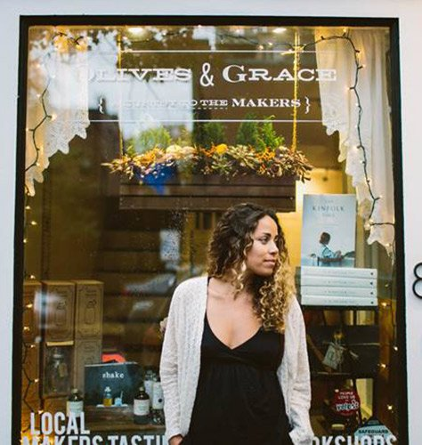 When Sofi Mercedes Madison opened Olives & Grace in 2012, she intended to spread her love and respect for homemade ...
