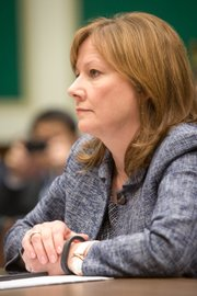 General Motors came under harsh criticism on Capitol Hill Tuesday, April 1, 2014, as CEO Mary Barra went before members of Congress investigating a botched GM recall.