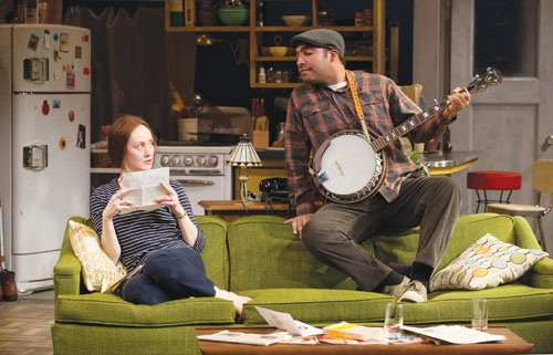 "Our 'Opinionated Judge' Darleen Ortega reviews Oregon Shakespeare Festival's production of the late Lorraine Hansberry play ""The Sign in Sidney ..."