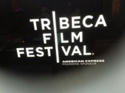 It is time for the annual Tribeca Film Festival when die-hard cinefiles get that wild, giddy expression.