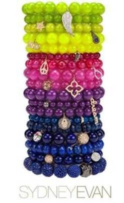 Sydney Evan Founder And Designer Rosanne Karmes Will Be Hosting A Custom Diamond Charm Bead