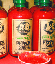 A&B American Style Peppper Sauce