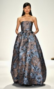 Fall 2014 designs by Badgley Mischka