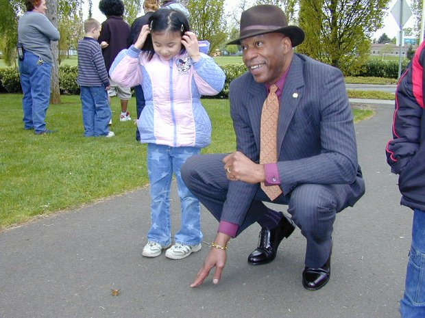 Former City Commissioner Charles Jordan, a longtime community leader from Portland African-American community has died. He was 77
