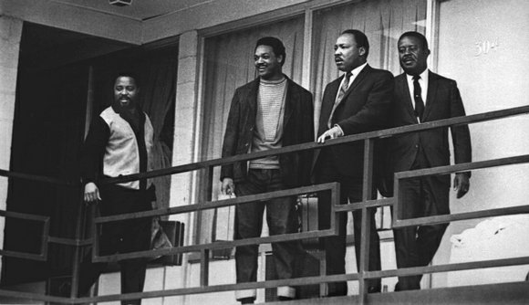 On April 4, 1968, the voice of Dr. Martin Luther King, Jr. was silence but the movement pressed on.