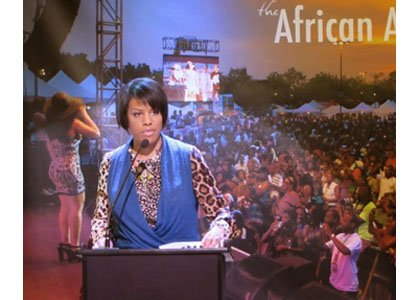 On Wednesday, April 2, 2014, Mayor Stephanie Rawlings-Blake, Black Enterprise Magazine and greiBO Media announced the schedule for the 38th Annual African American Festival and the additio