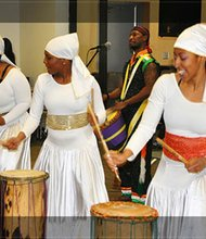 The Bantigua Arts Afro-Caribbean Dance Troupe returns to Anne Arundel Community College at noon on Monday, April 7, 2014.