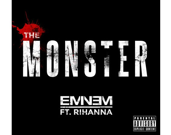 "Eminem and Rihanna's ""Monster"" is headed for the MTV Movie Awards."