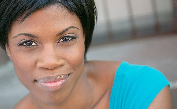 A New Yorker by way of Oklahoma City, actress and dancer Deidre Goodwin is part of the ensemble cast performing ...
