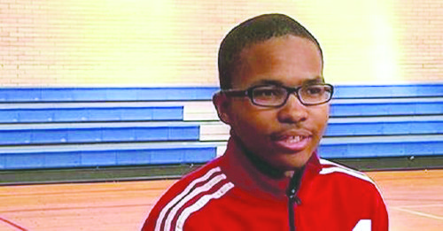 Banneker High School student Avery Coffey has been accepted into five Ivy League schools. (Courtesy photo)